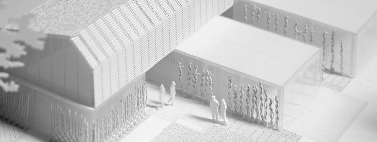 Ateliers Serres de Longchamp - Architecte: Landfabrik