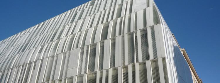 Siège de La Banque Postale à Paris - Architecte: Chaix & Morel et Associés
