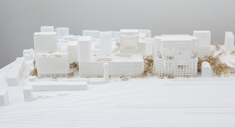 Inventons la Métropole du Grand Paris - Site Saint-Denis Pleyel